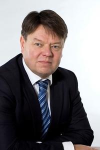Maailman ilmatieteen järjestön WMO:n pääsihteeri Petteri Taalas