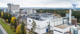 Fazer's xylitol factory awarded the Finnish Star Act 2020
